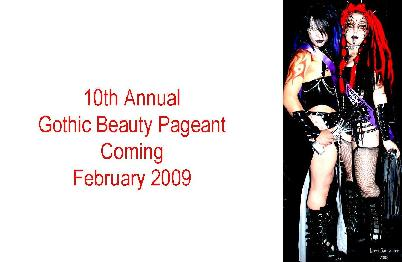Houston Goth Pageant